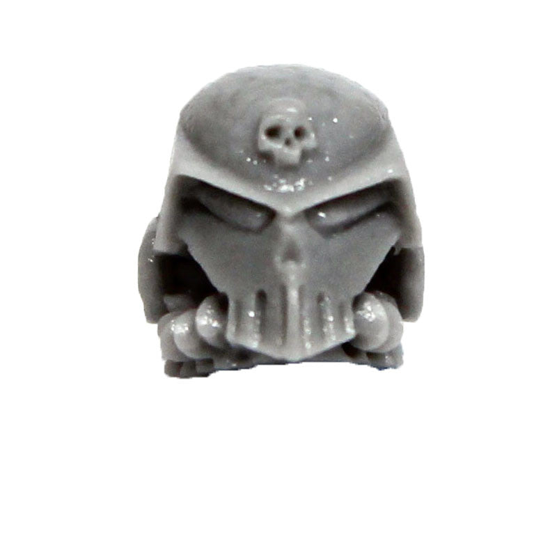 Warhammer 40K Forgeworld Iron Warriors Tyrant Siege Terminators Head Helmet E