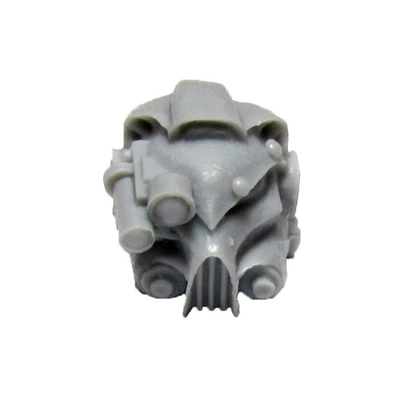Warhammer 40K Space Marine Forgeworld Iron Hands Gorgon Terminator Head E