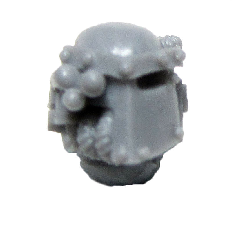 Warhammer 40K Space Marine Forgeworld Iron Hands MKIII Head Helmet E Upgrade