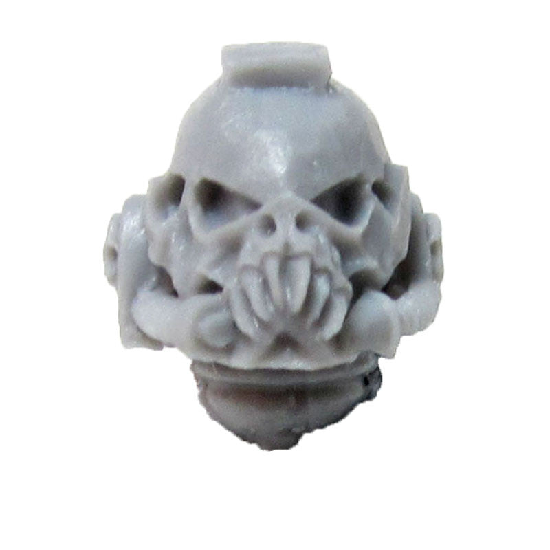 Warhammer 40k Forgeworld Chaos Space Marines Night Lords Terror Squad Head E