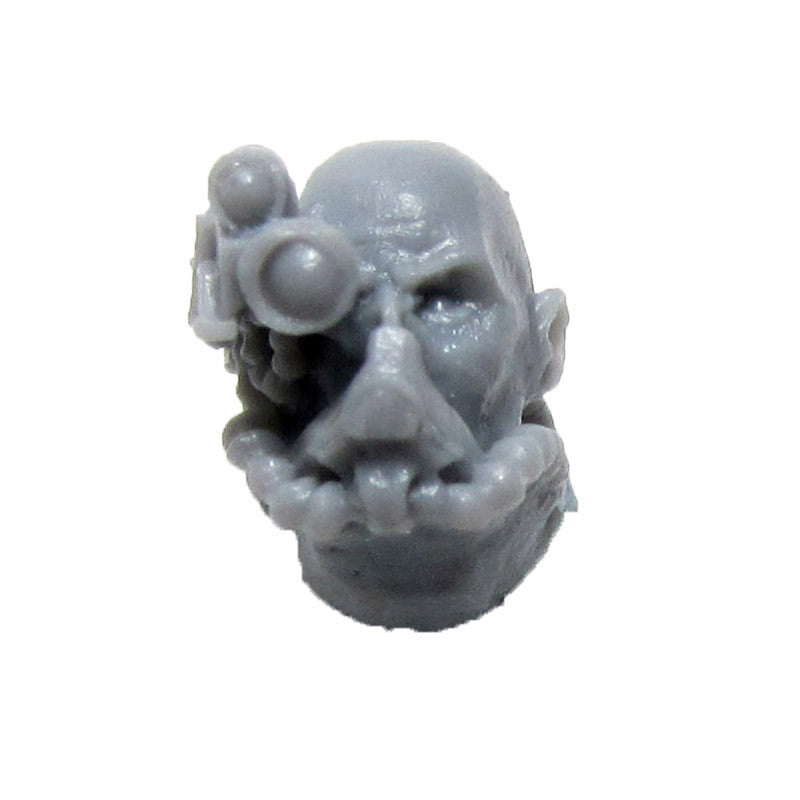 Warhammer 40K Space Marine Forgeworld Iron Hands MKIII Head Bare F Upgrade