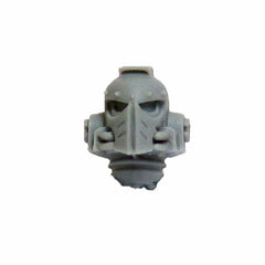 Warhammer 40K Forgeworld Space Marines Alpha Legion Head Helmet F Upgrade