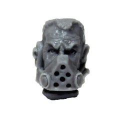 Warhammer 40k Forgeworld Space Marine Raven Guard Dark Fury Head Bare F