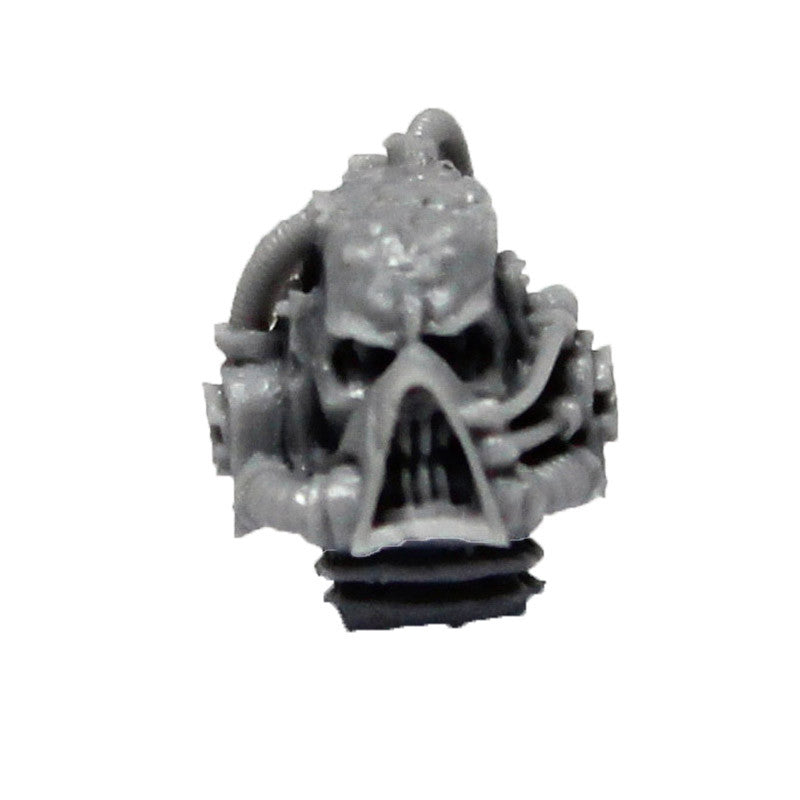 Warhammer 40K Forgeworld World Eaters Khorne Head Bare G Upgrade