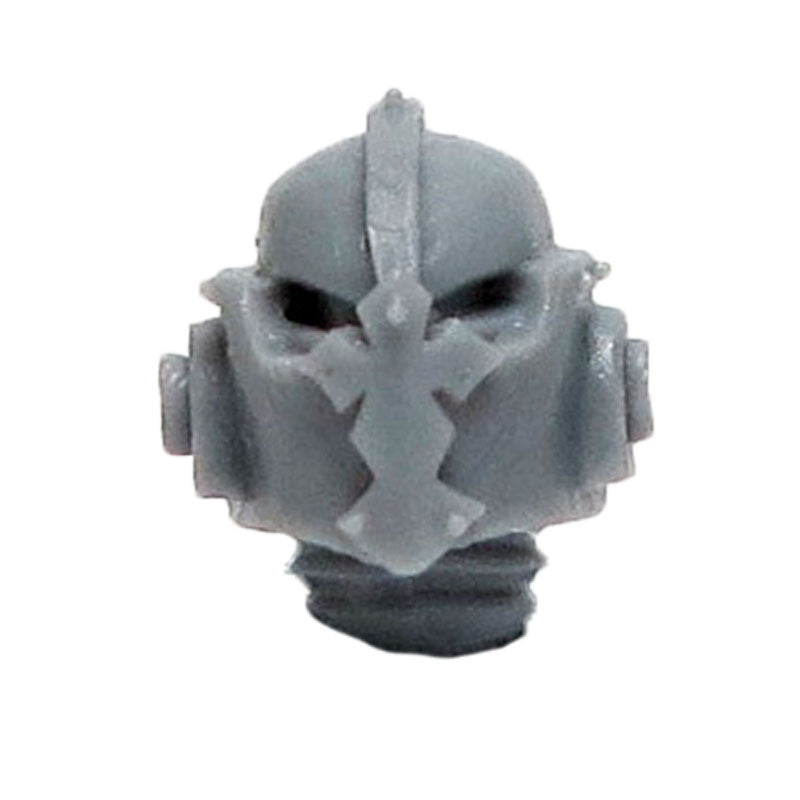 Warhammer 40K Forgeworld Space Marines Dark Angels Head Helmet G Upgrade