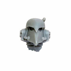 Warhammer 40K Forgeworld Space Marines Alpha Legion Head Helmet G Upgrade