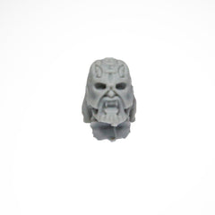 Warhammer 40K Marines Forgeworld Space Wolves Grey Slayers Upgrade Head Bare H