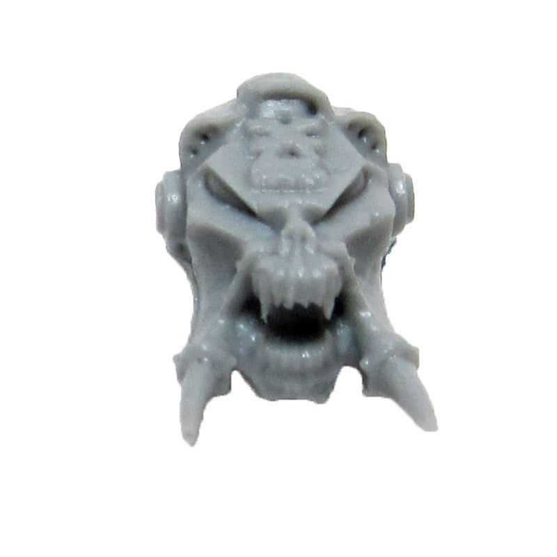 Warhammer 40K Forgeworld World Eaters Khorne Lord Zhufor Head Helmet