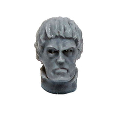 Warhammer 40K Forgeworld Space Marines Dark Angels Head Bare J Upgrade