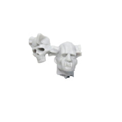 Warhammer 40k Forgeworld Chaos Space Marines Night Lords Praetor Terminator Heads