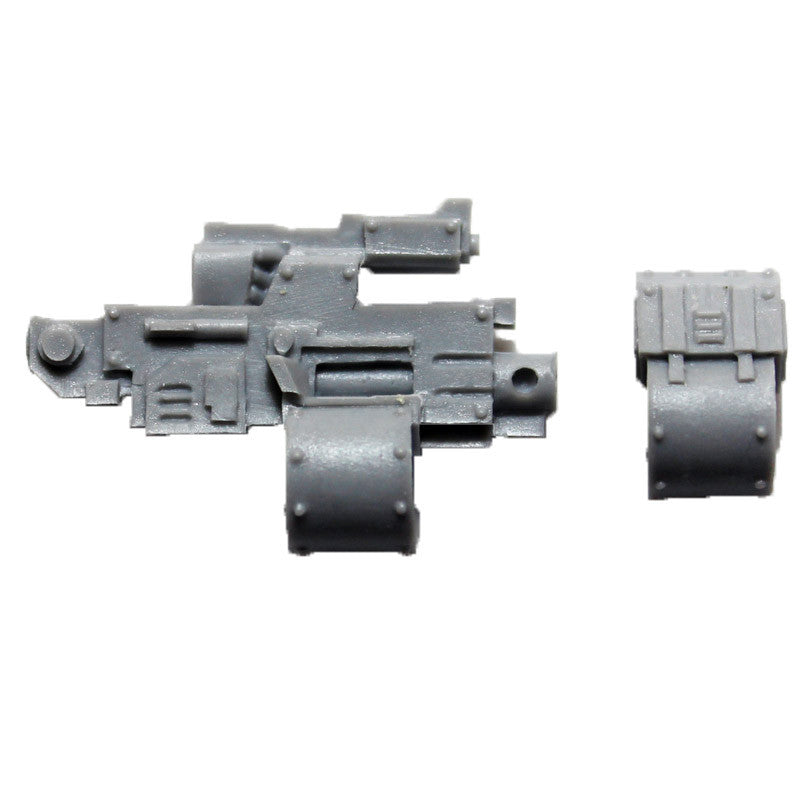 Warhammer 40K Space Marines Forgeworld Heavy Bolter with Hand