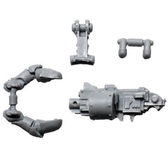 Warhammer 40K Space Marines Forgeworld Pintle Mounted Heavy Bolter Bits