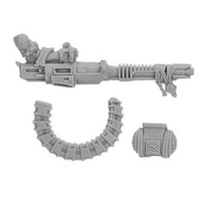 Necromunda Escher Weapons Set 1 Heavy Stubber