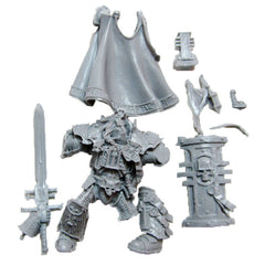 Warhammer 40K Forgeworld Grey Knight Lord Inquisitor Hector Rex Bits
