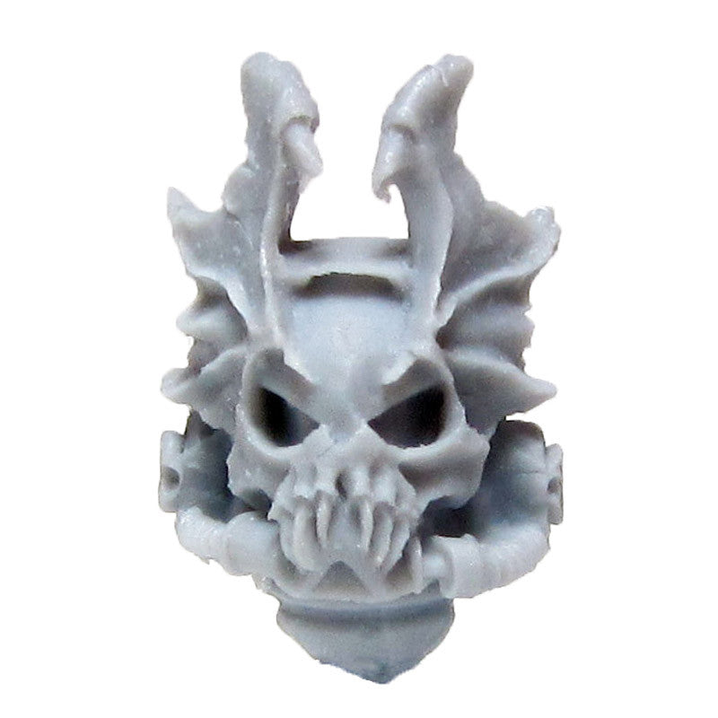 Warhammer 40k Forgeworld Chaos Space Marines Night Lords Raptors Helmet Head A