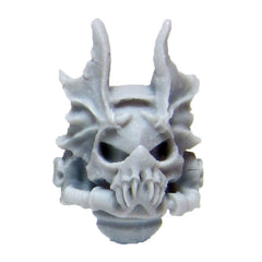 Warhammer 40k Forgeworld Chaos Space Marines Night Lords Raptors Helmet Head B