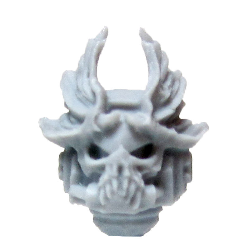 Warhammer 40k Forgeworld Chaos Space Marines Night Lords Raptors Helmet Head E