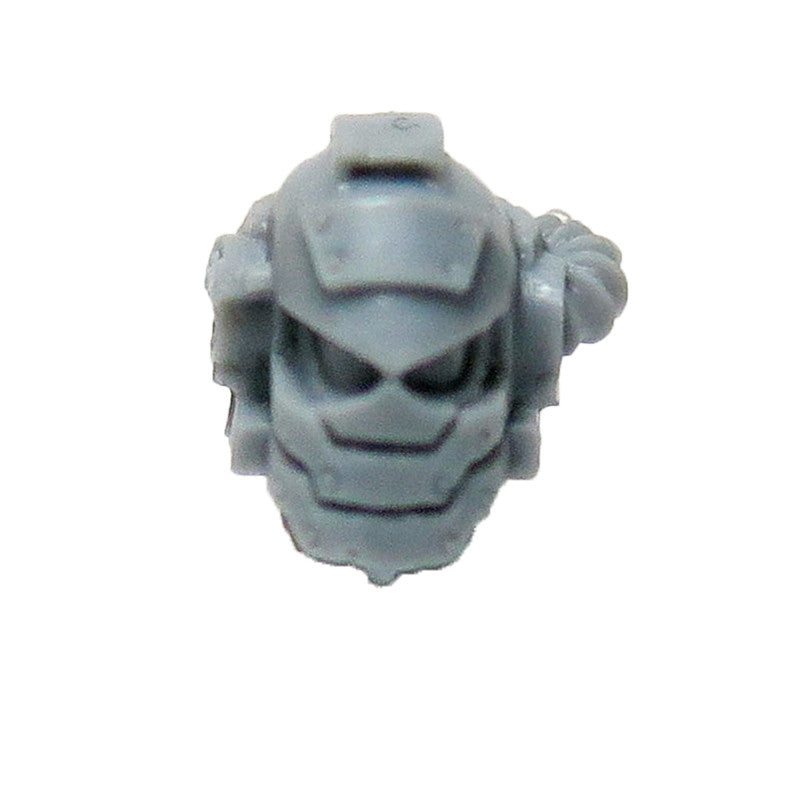 Warhammer 40K Space Marines Dark Angels Primaris Upgrades Head B