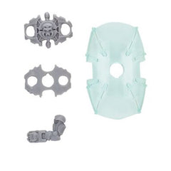 Necromunda Van Saar Energy Shield Set Hystrar Pattern Energy Shield A