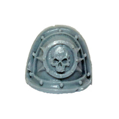 Warhammer 40k Forgeworld Chaos Space Marines Death Guard MKII Shoulder Pad