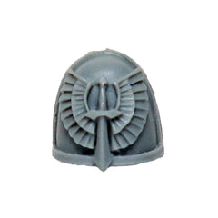 Warhammer 40K Forgeworld Space Marines Dark Angels MKIV Shoulder Pad