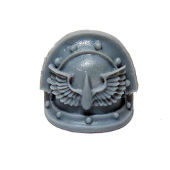 Warhammer 40K Forgeworld Space Marines Blood Angels MKIII Shoulder Pad