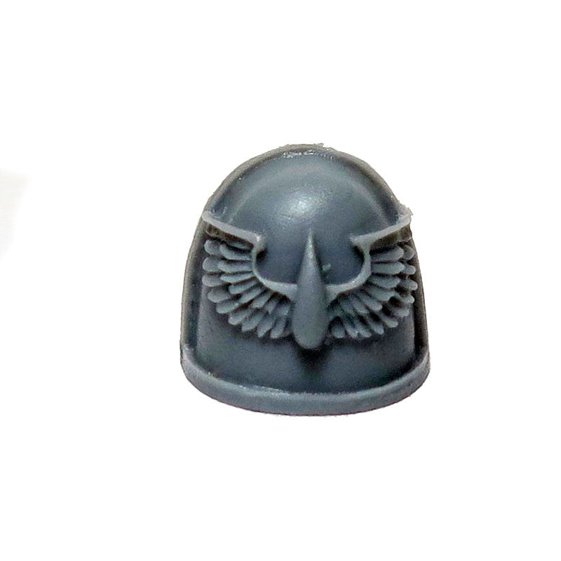 Warhammer 40K Forgeworld Space Marines Blood Angels MKIV Shoulder Pad