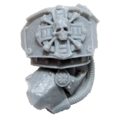 Warhammer 40k Forgeworld Space Marine Asterion Moloc Left Arm Minotaurs Bits