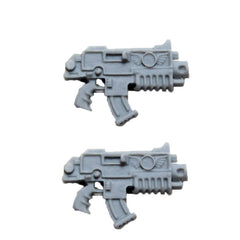 Warhammer 40K Forgeworld Space Marine Red Scorpions Honour Guard Bolter x2 Bits