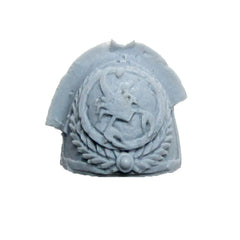 Warhammer 40K Forgeworld Space Marine Red Scorpions Honour Guard Shoulder Pad G
