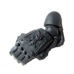 Warhammer 40K Space Marine Power Fist Bits