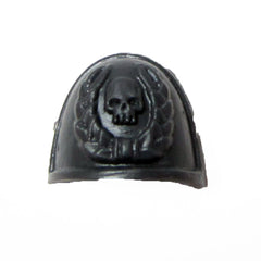 Warhammer 40K Space Marine Shoulder Pad Captain Commander Ornate Bits