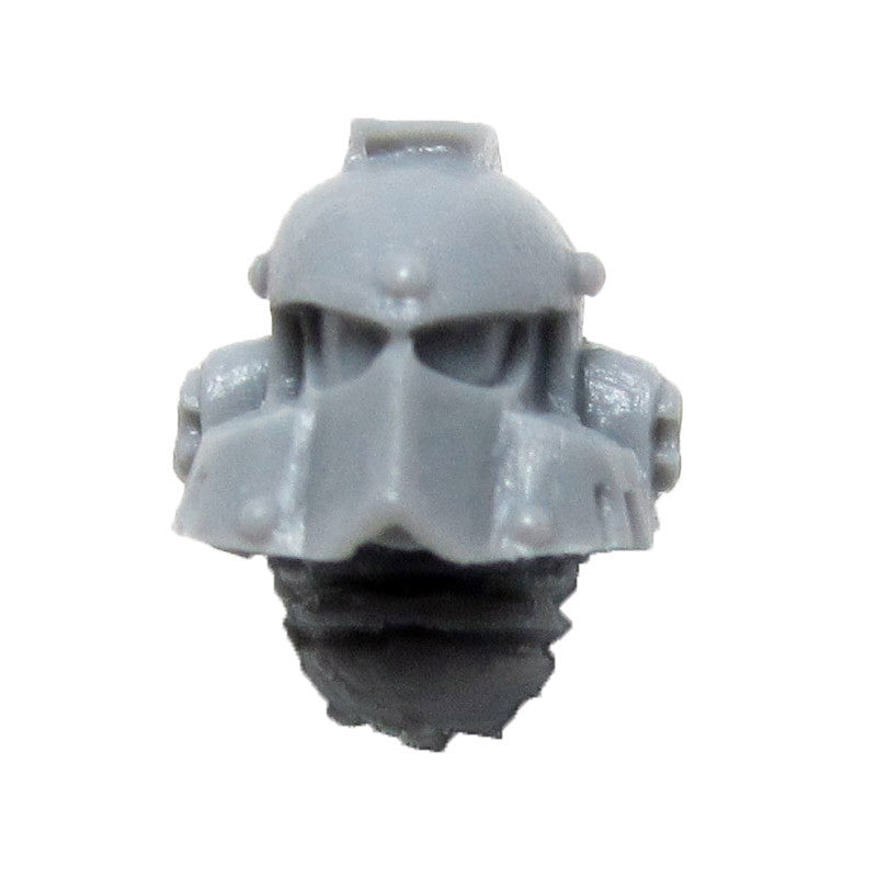 Warhammer 40K Space Marines Forgeworld Legion MKIV Destroyer Head Bits