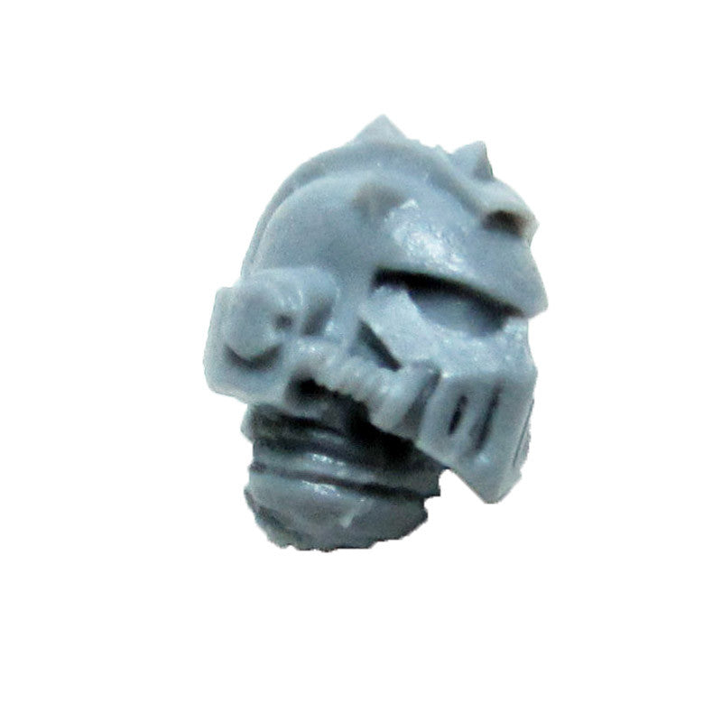 Warhammer 40K Forgeworld Sons of Horus Reaver Attack Squad Head Helmet Bits