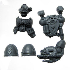 Warhammer 40K Space Marine Apothecary Complete Bits