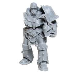 Warhammer 40K Forgeworld Sons of Horus Legion Command Torso Body Legs A Bits