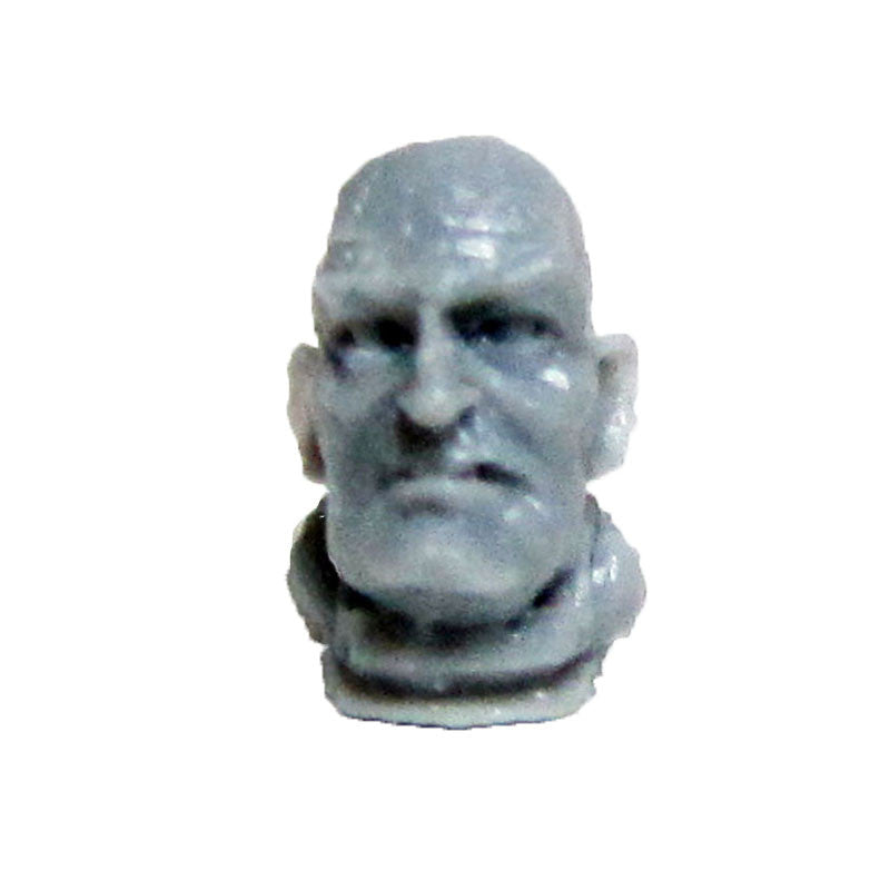 Warhammer 40K Forgeworld Sons of Horus Legion Command Head Bare B Bits