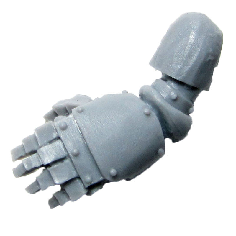 Warhammer 40K Space Marines Forgeworld Legion MKII Power Fist B Left Heresy Bits