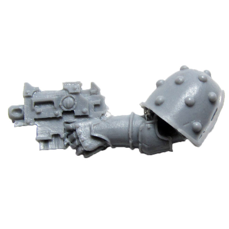 Warhammer 40K Forgeworld Sons of Horus Loken Arm Left Bolt Pistol Bits