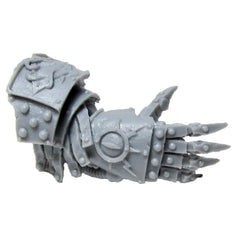 Warhammer 40K Forgeworld Sons of Horus Abaddon Arm Right Lightning Claw Bits