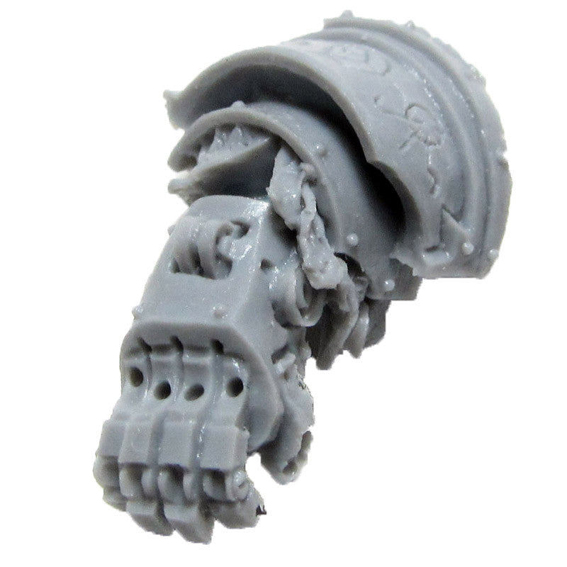 Warhammer 40K Forgeworld Word Bearers Kor Phaeron Arm Right Bits