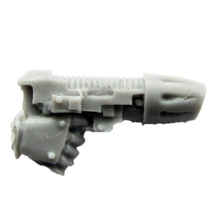 Warhammer 40K Space Marines Forgeworld Legion MKIII Plasma Pistol Right Bits
