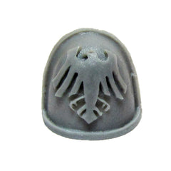 Warhammer 40k Forgeworld Space Marine Raven Guard Shoulder Pad MKIV