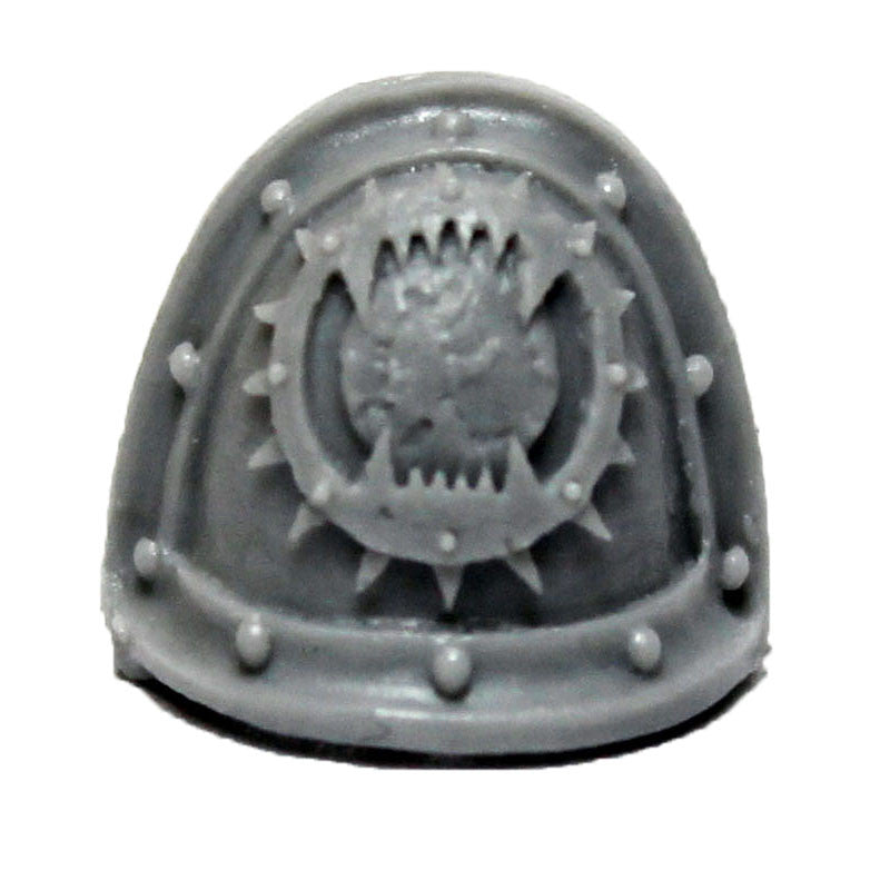 Warhammer 40K Forgeworld Space Marines World Eaters MKII Shoulder Pad