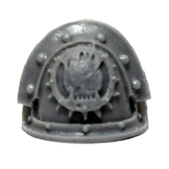 Warhammer 40K Forgeworld Space Marines World Eaters MKIII Shoulder Pad