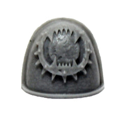 Warhammer 40K Forgeworld Space Marines World Eaters MKIV Shoulder Pad