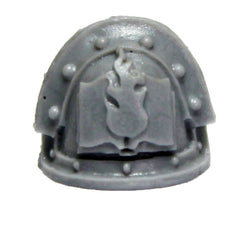 Warhammer 40K Forgeworld Space Marines Word Bearers MKIII Shoulder Pad