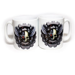 Warhammer 40k Forgeworld Horus Heresy Opus Taghmata Mug Event Only