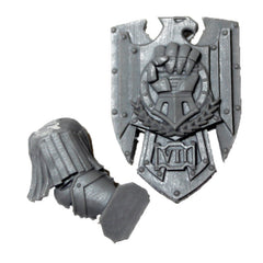 Warhammer 40K Forgeworld Imperial Fists Cataphractii Storm Shields