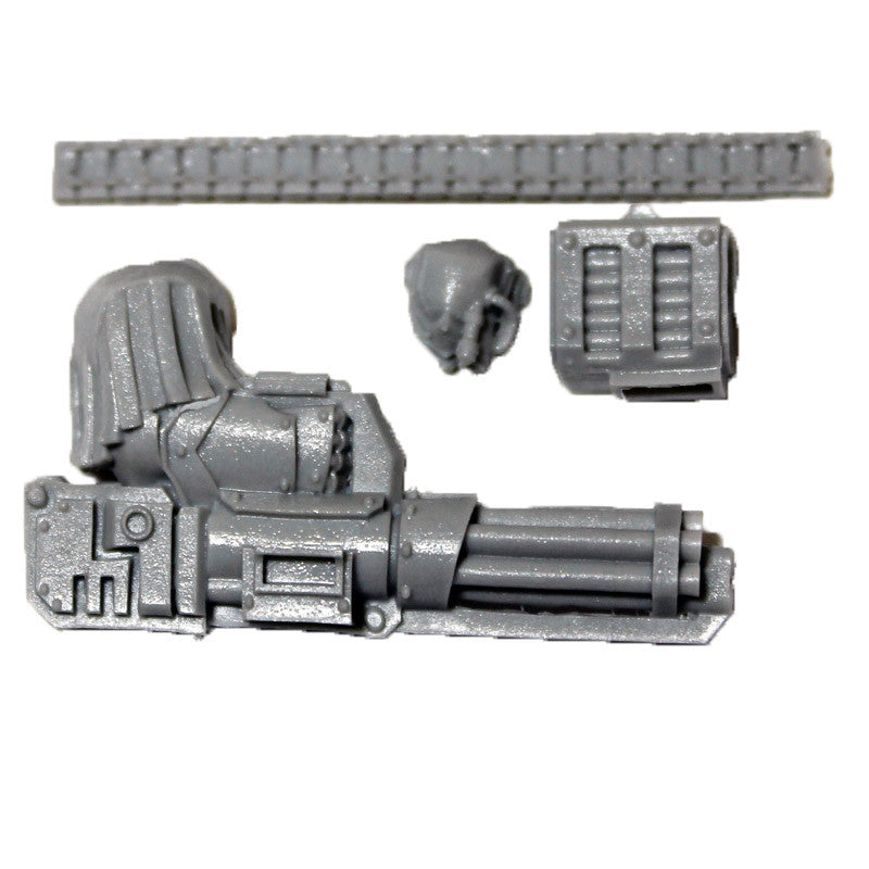 Warhammer 40k Forgeworld Cataphractii Terminator Iliastus Pattern Assault Cannon